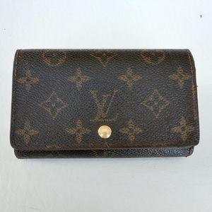 Louis Vuitton Porte Tresor